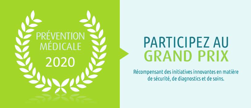 Grand Prix Prévention Médicale 2020