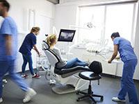 Urgences au cabinet dentaire