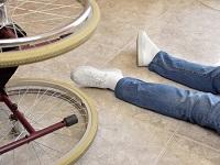 chute d'un fauteuil