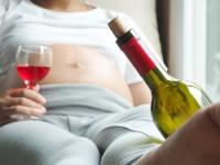 femme enceinte, alcool