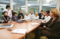 groupes sages-femmes, problèmes communication