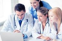 travail équipe, médecins
