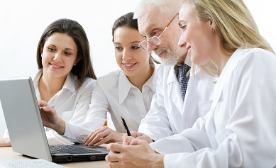 Médecins en formation