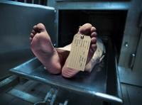 Morgue, identité patient