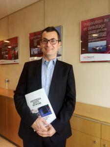 Frédéric Martin, 1er prix 2016 Prévention Médicale