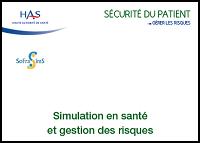 Simulation en santé et gestion des risques