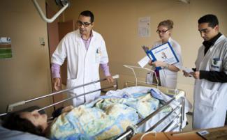 Une jeune femme meurt d'une embolie - cas clinique