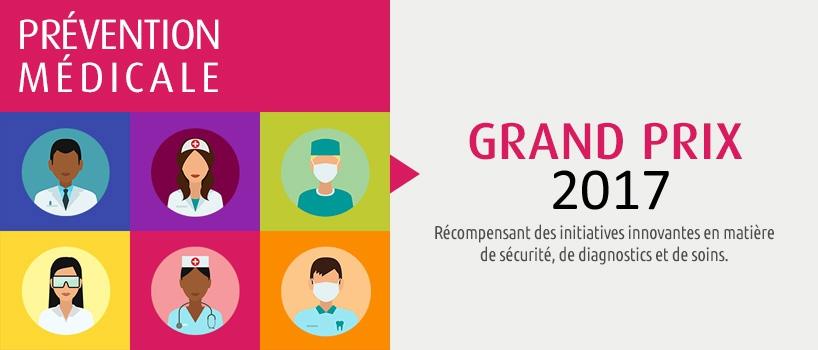 Grand Prix 2017 Prévention Médicale